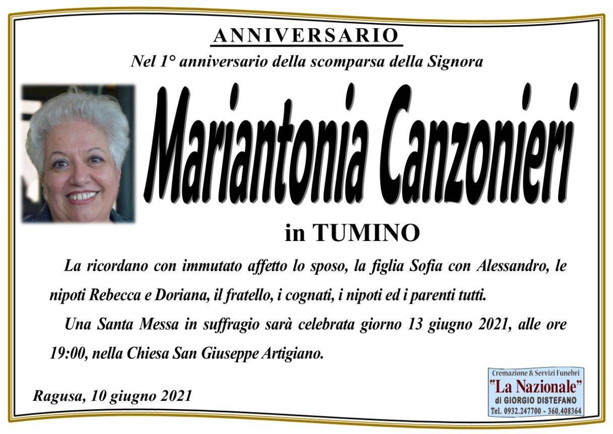 Mariantonia Canzonieri