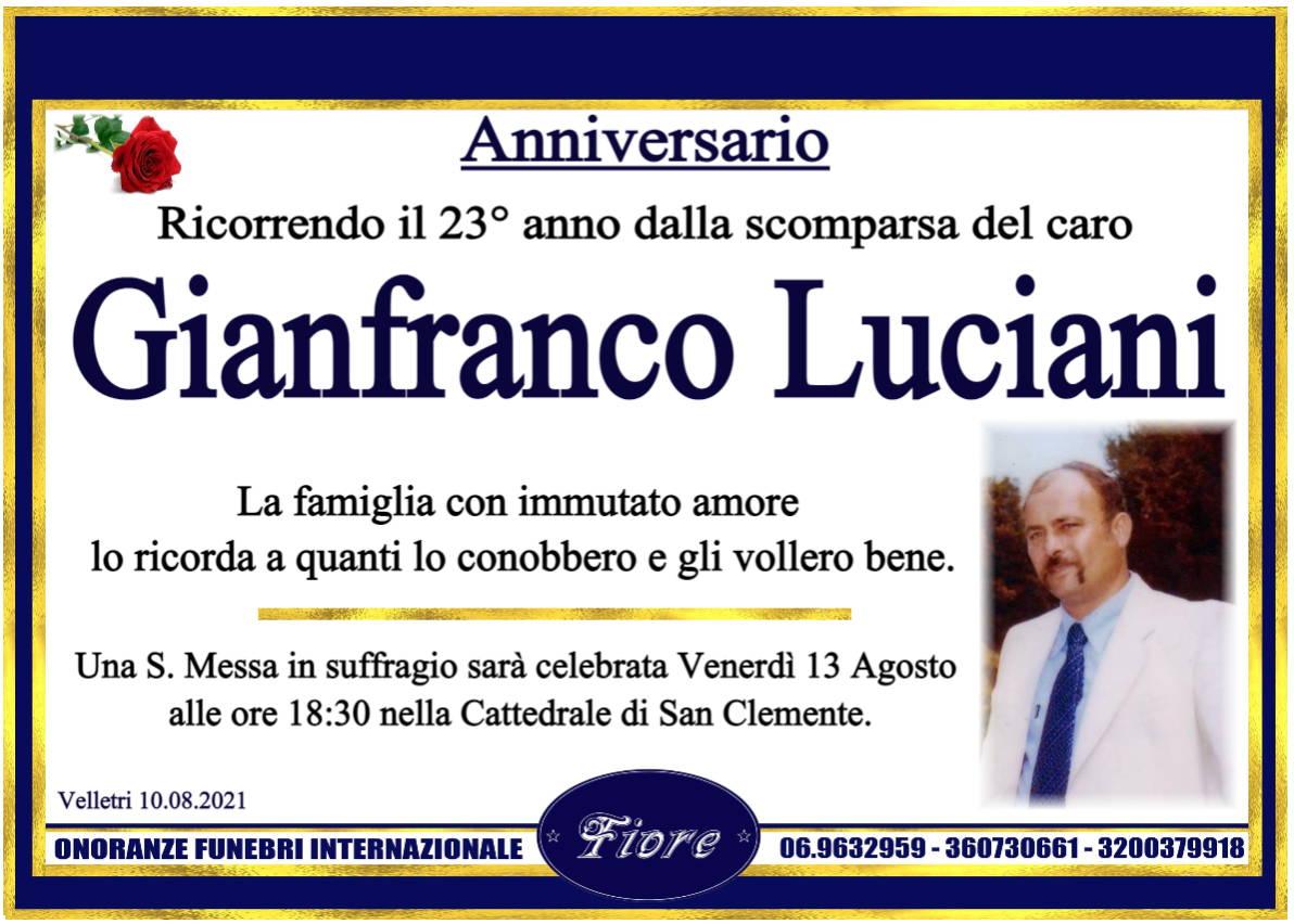 Gianfranco Luciani
