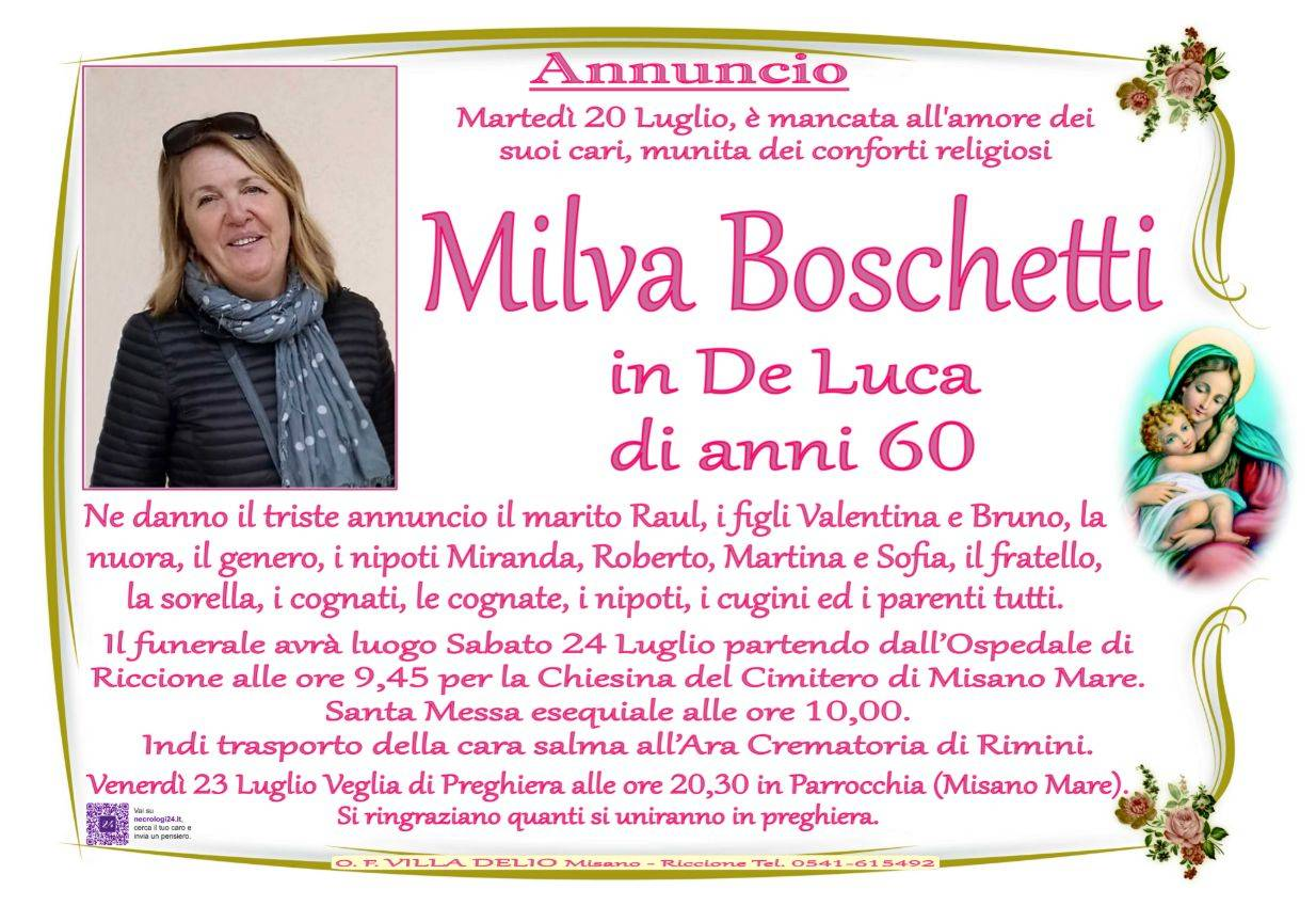 Milva Boschetti