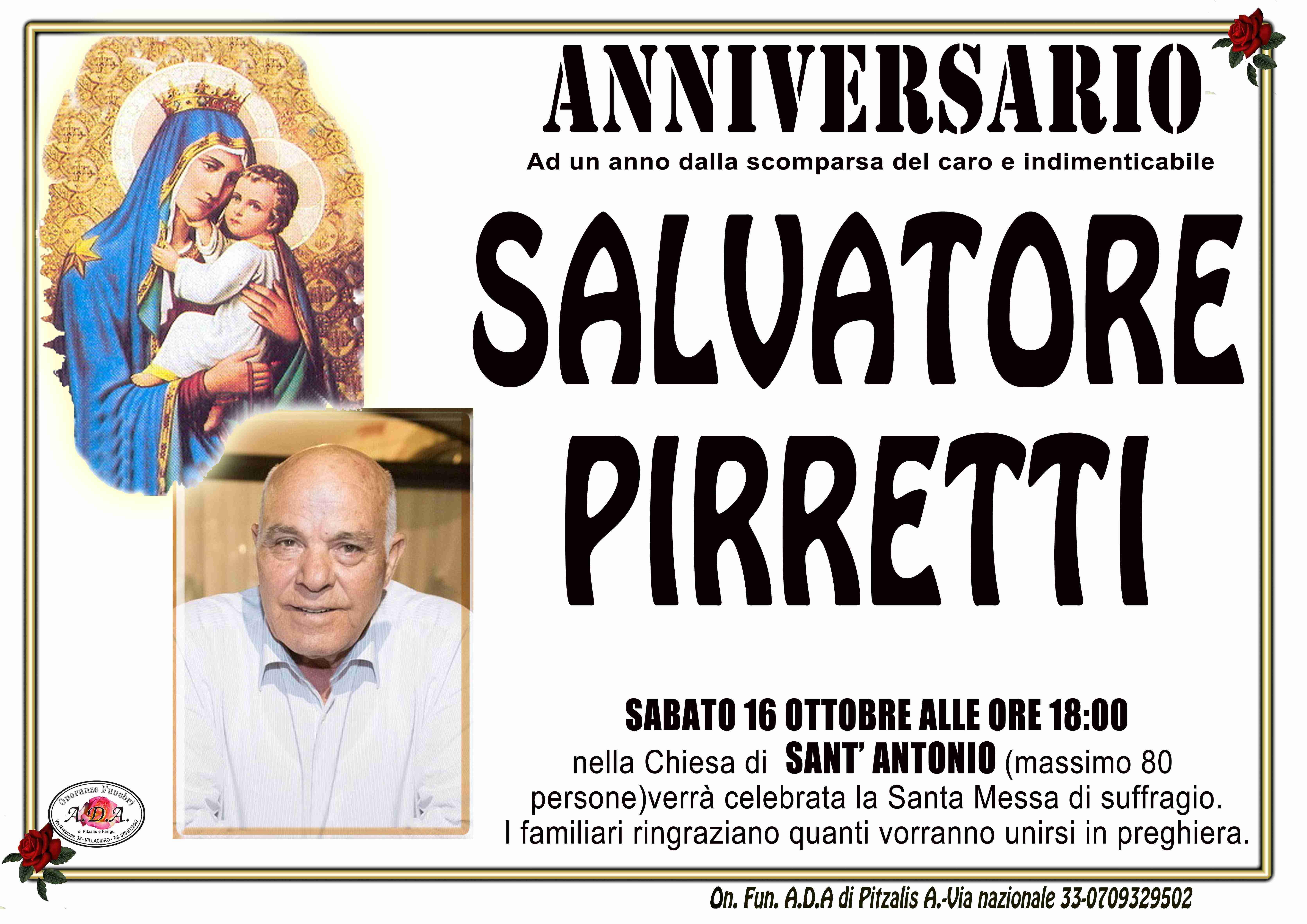 Salvatore Pirretti