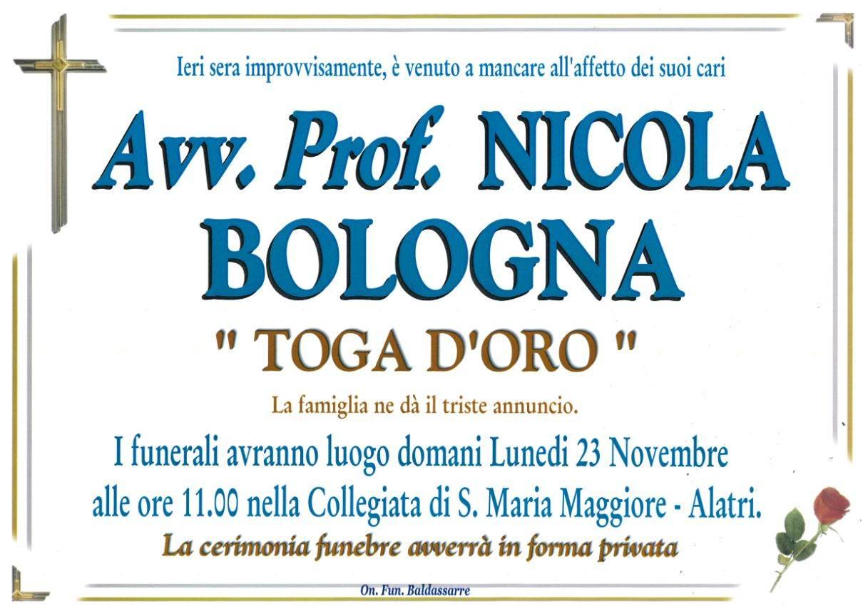 Nicola Bologna