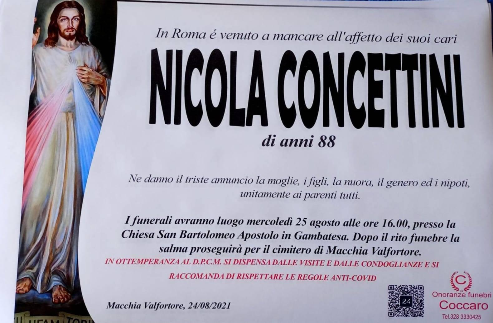 Nicola Concettini
