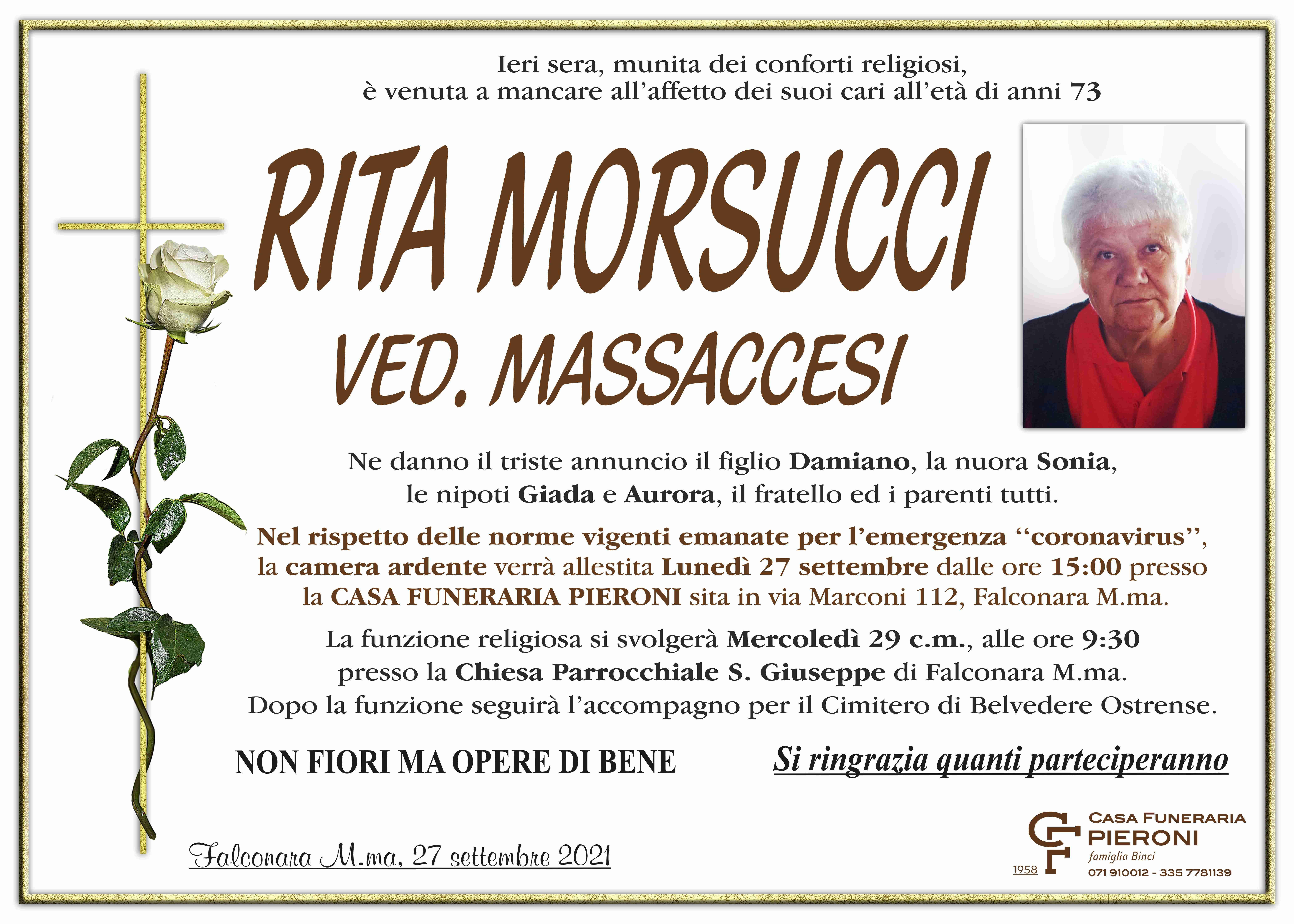 Rita Morsucci