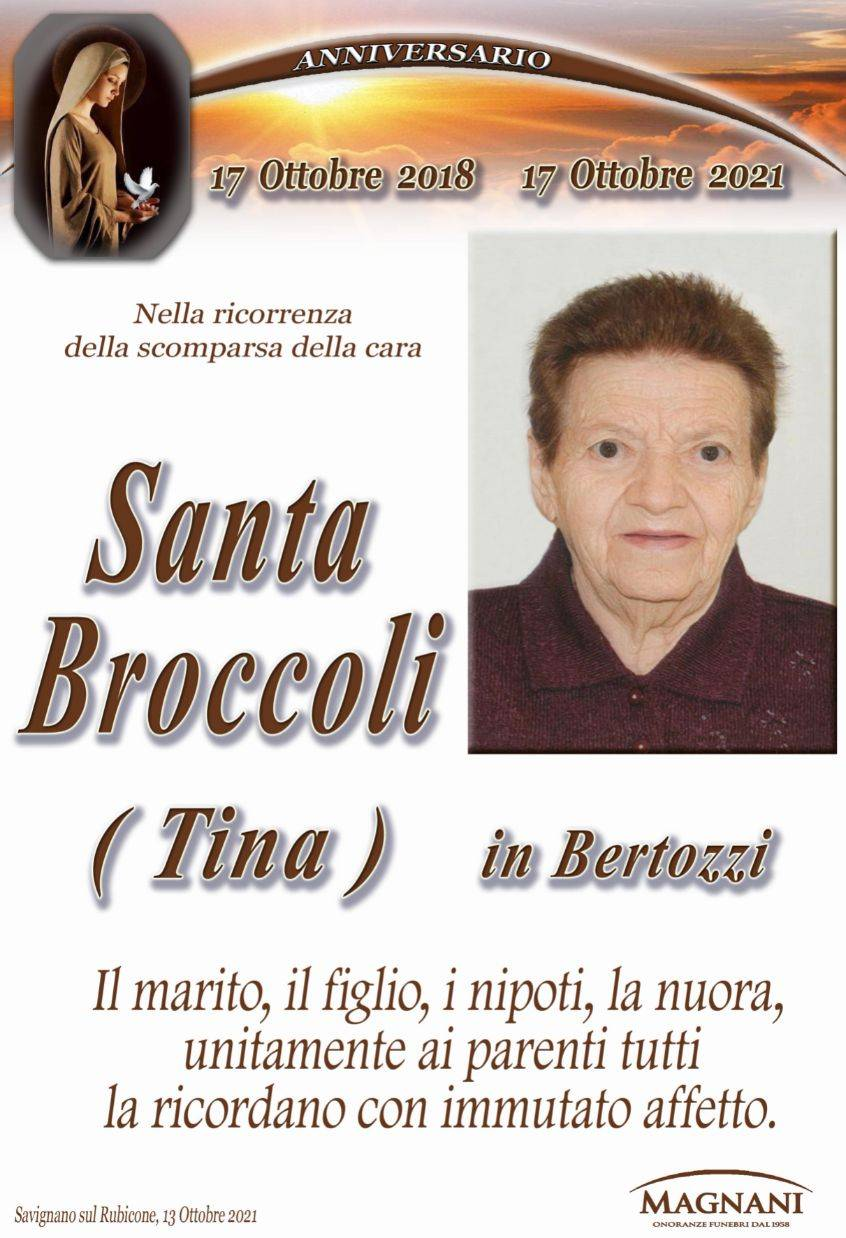 Santa Broccoli