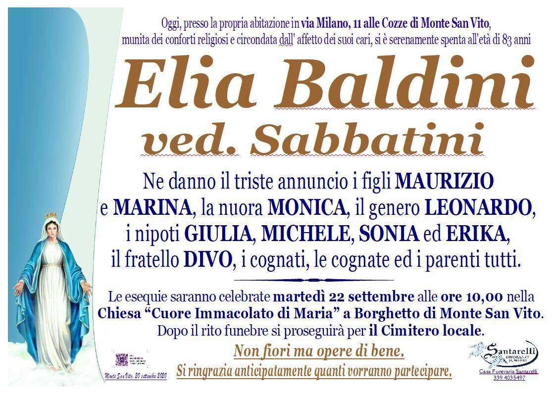 Elia Baldini