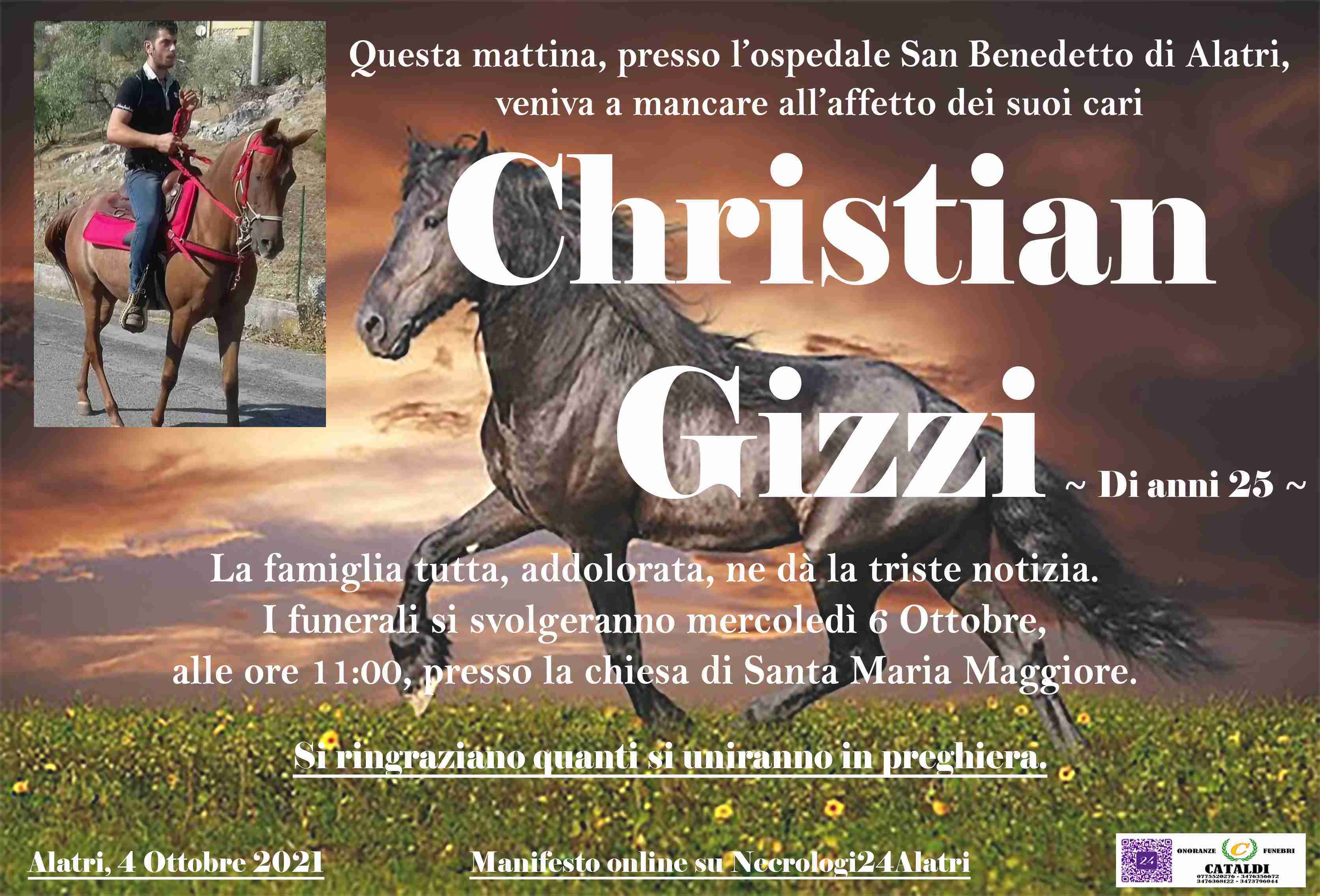 Christian Gizzi