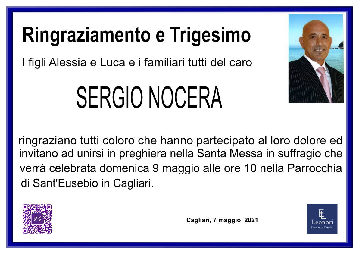 Sergio Nocera