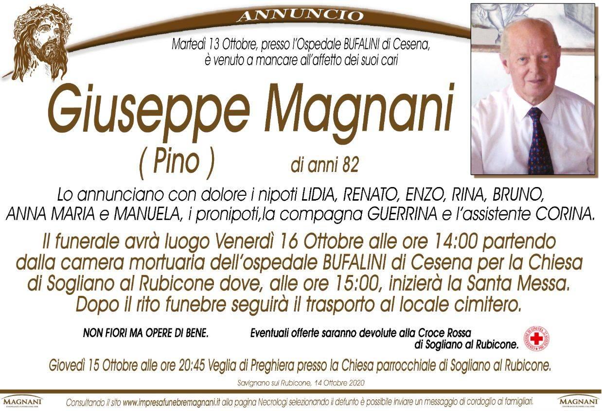 Giuseppe (Pino) Magnani