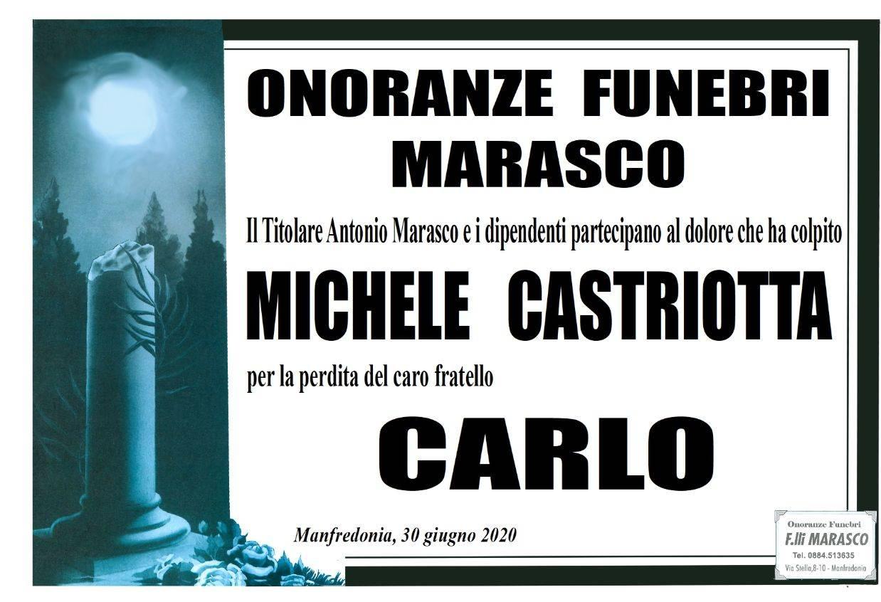 Carlo Castriotta (P1)