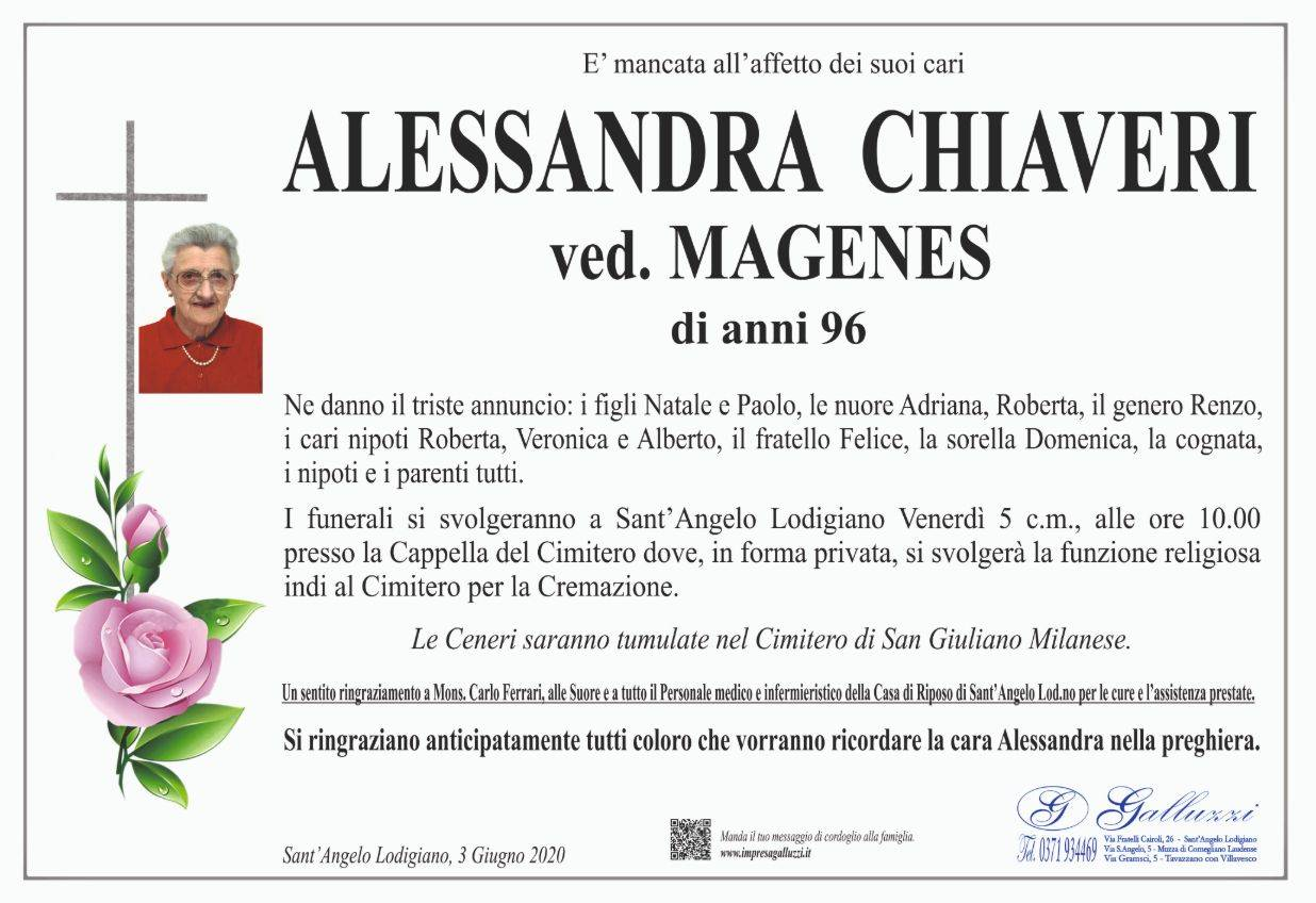 Alessandra Chiaveri
