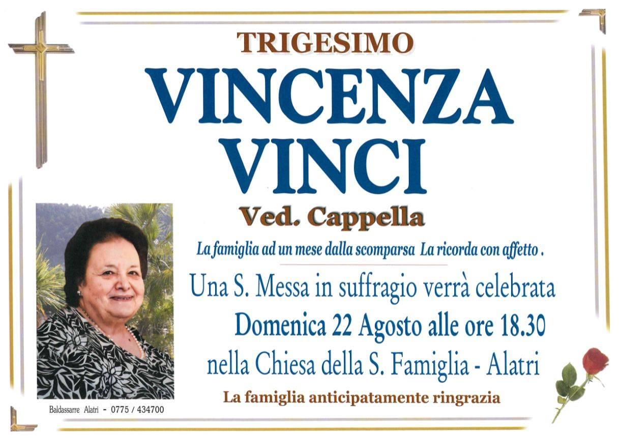 Vincenza Vinci