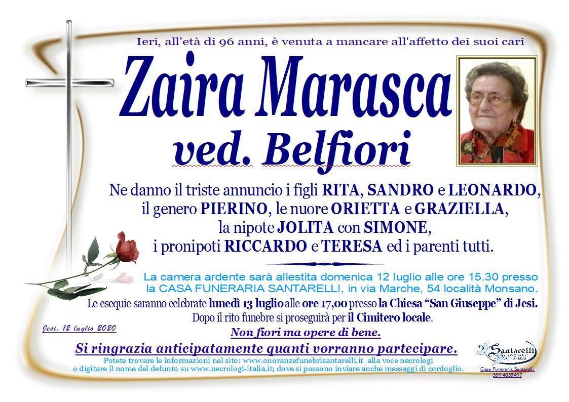 Zaira Marasca