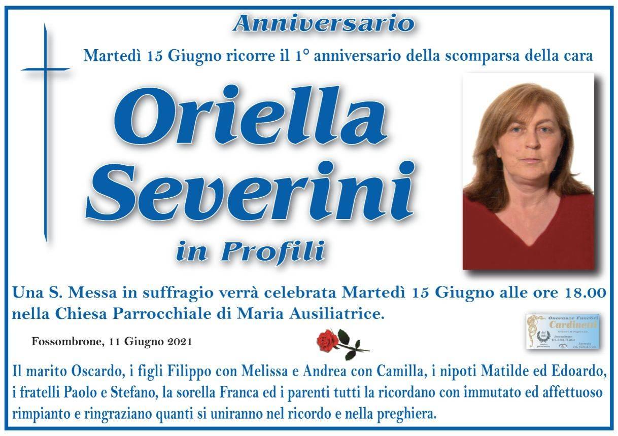 Oriella Severini