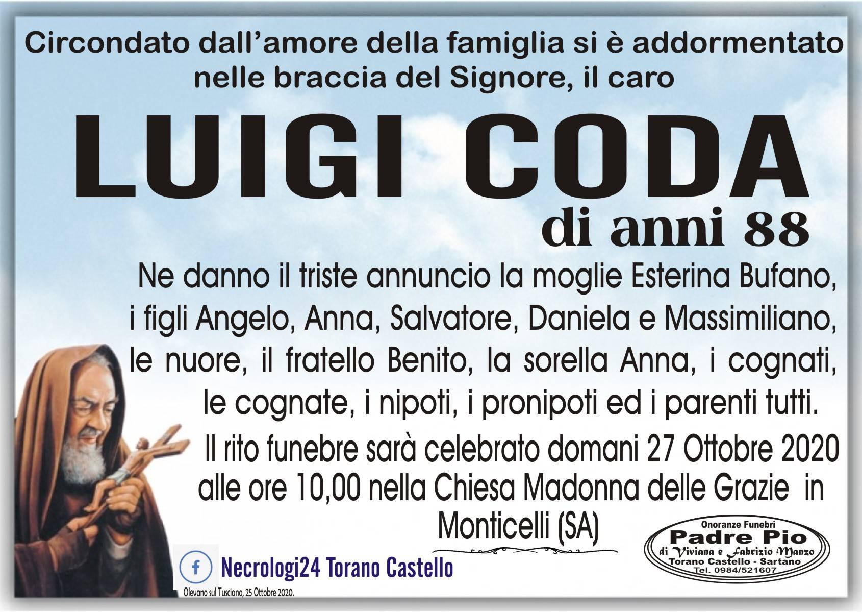 Luigi Coda