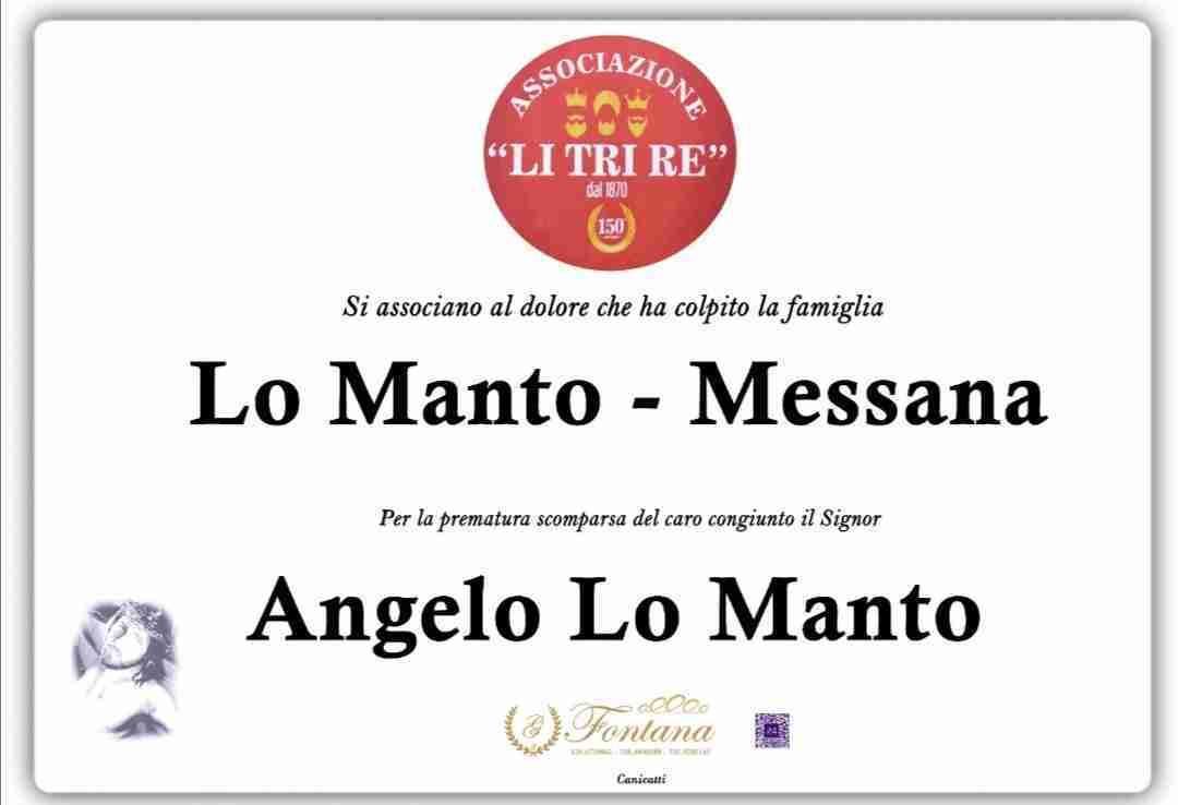 Angelo Lo Manto