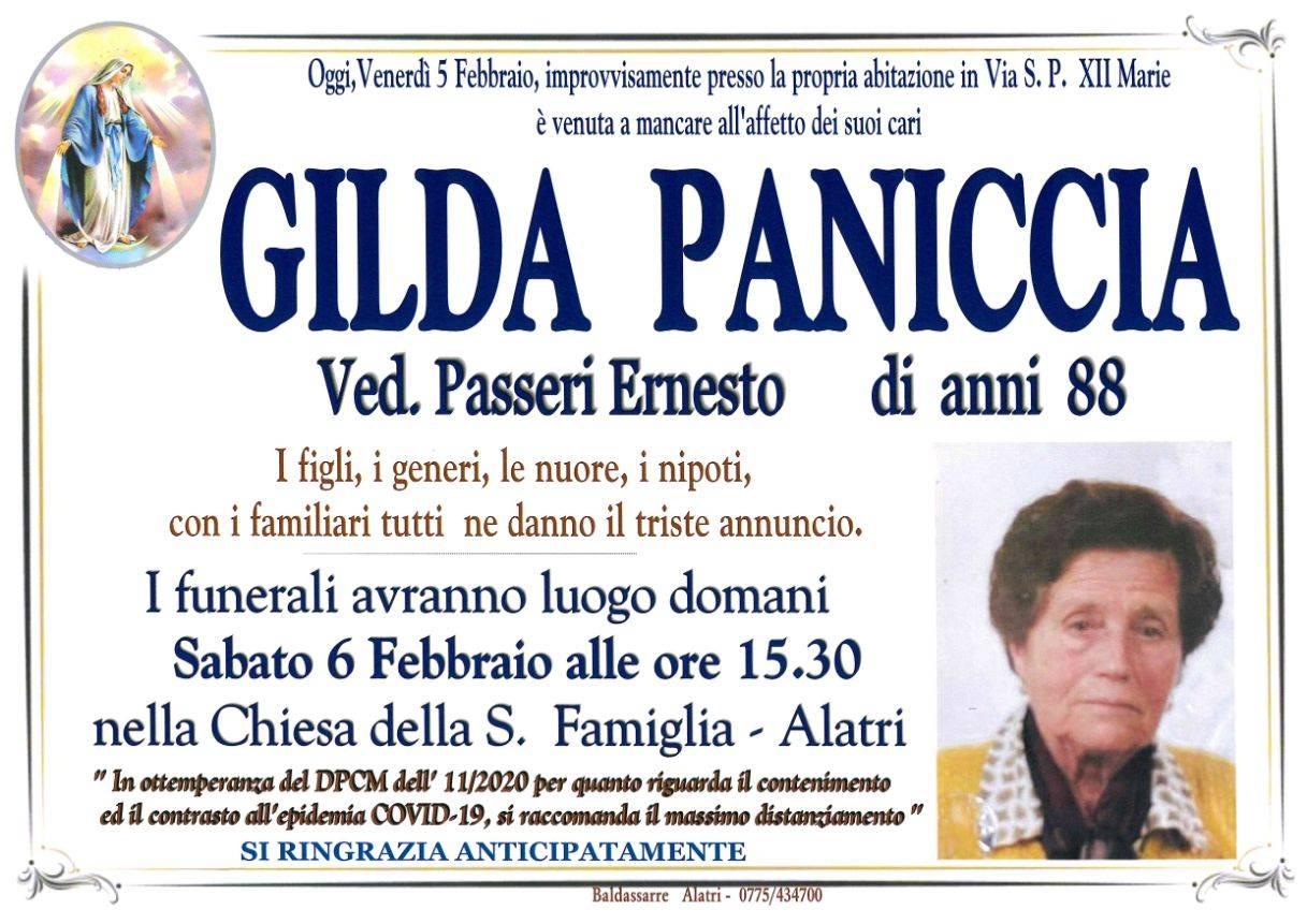 Gilda Paniccia