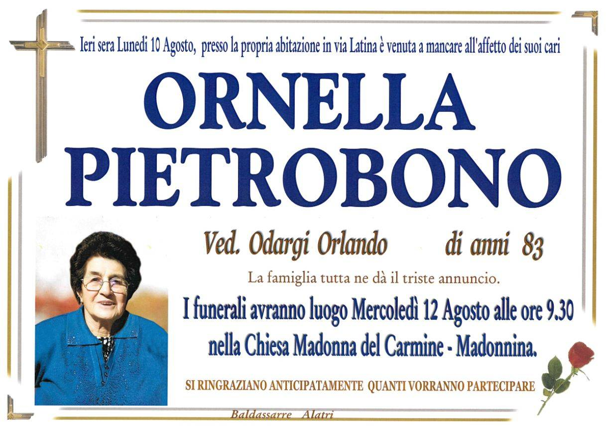 Ornella Pietrobono