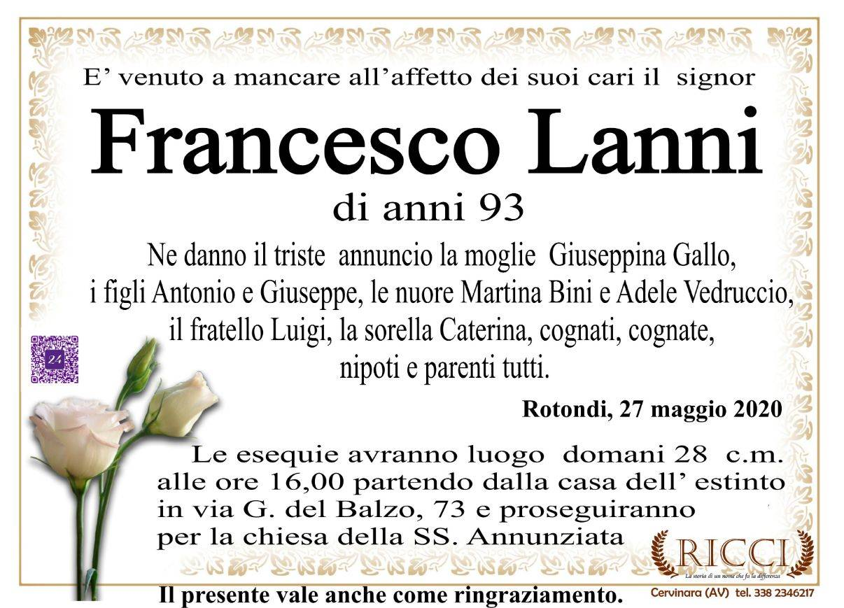 Francesco Lanni