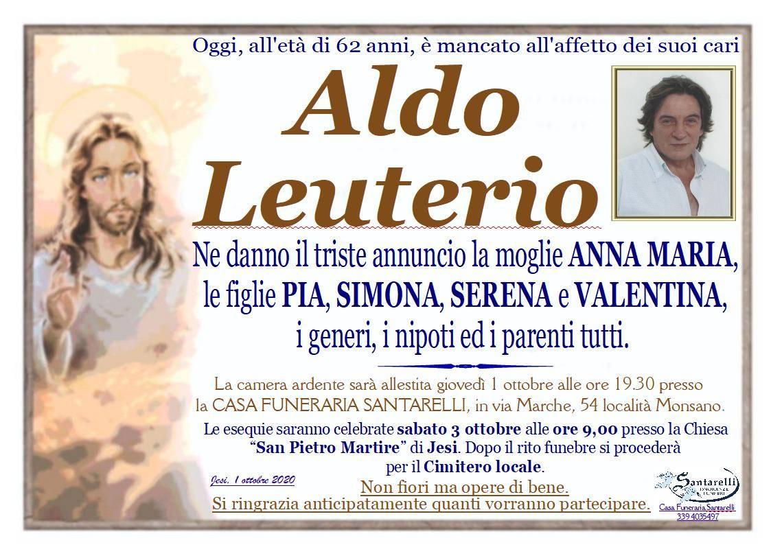 Aldo Leuterio