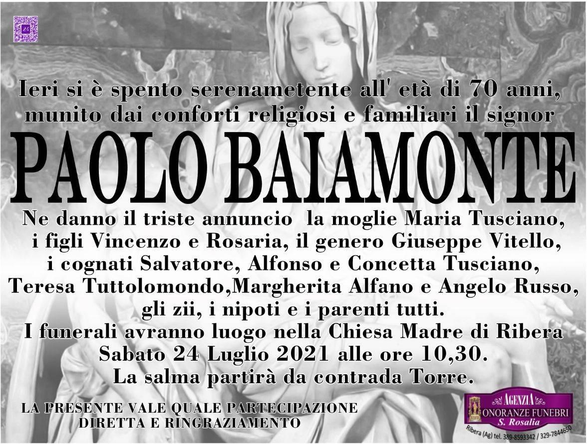 Paolo Baiamonte