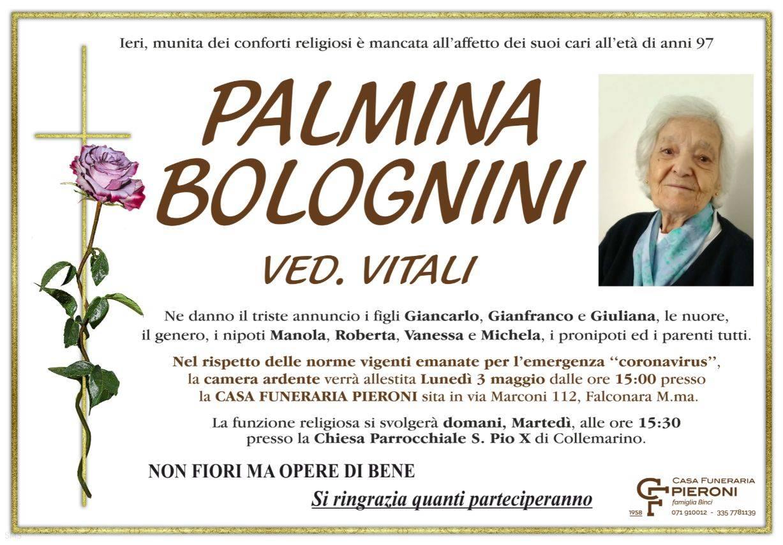 Palmina Bolognini