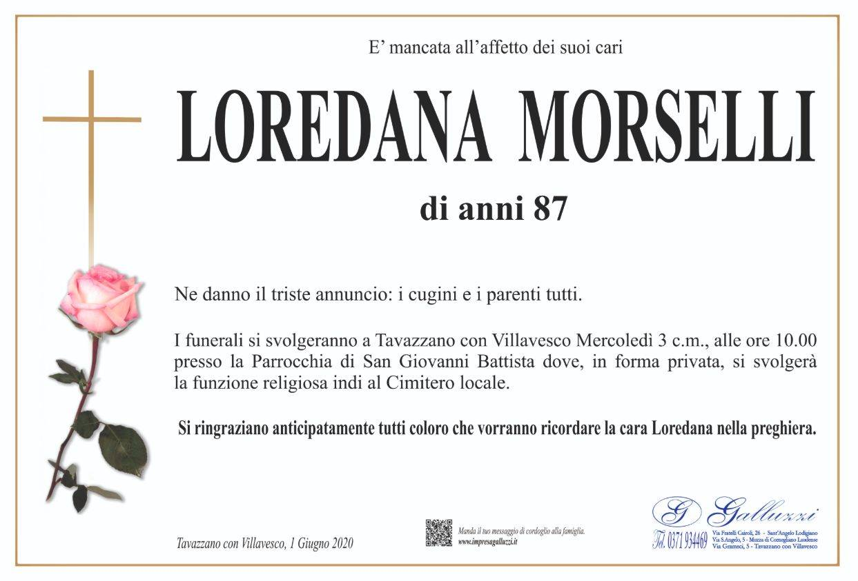 Loredana Morselli