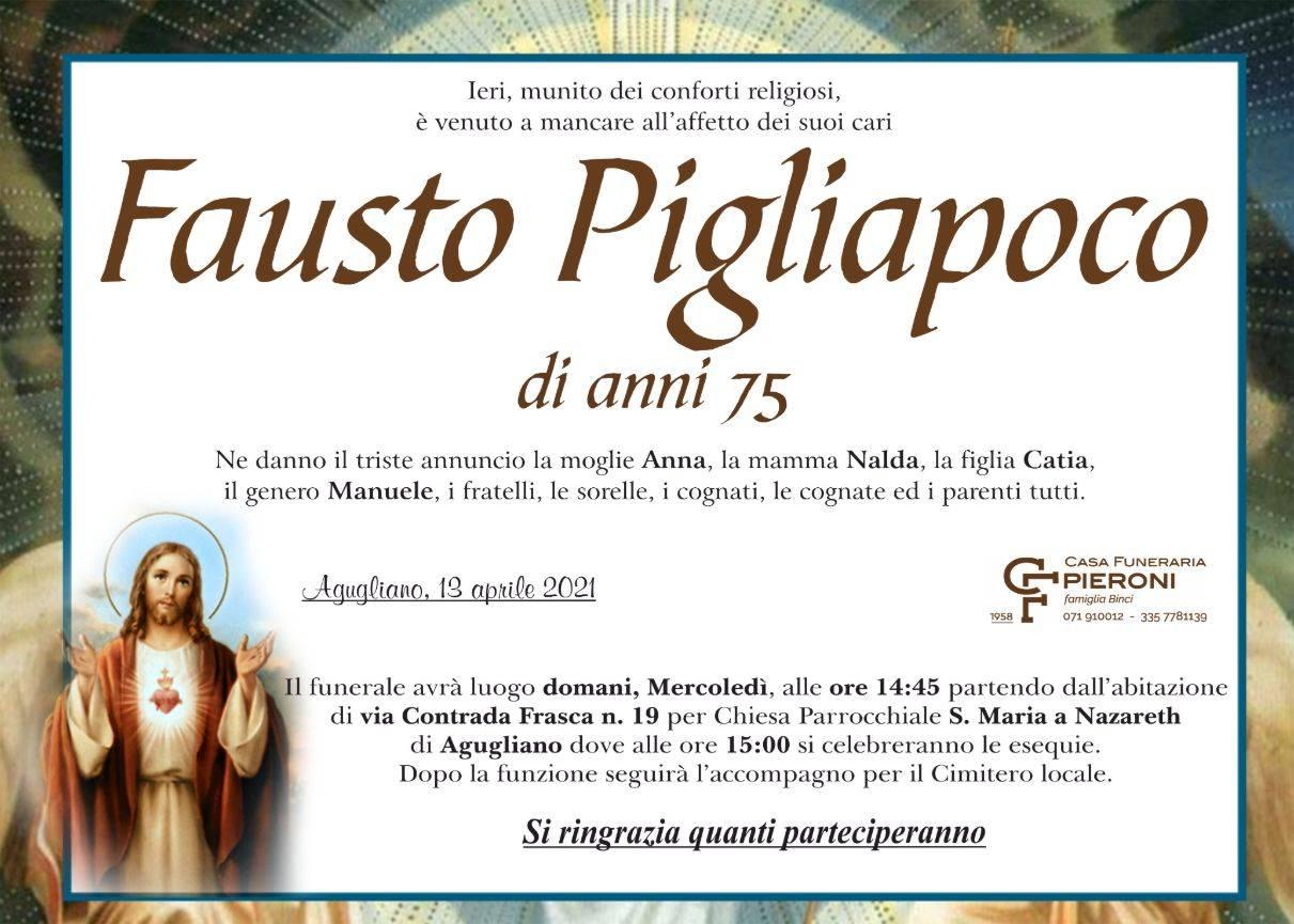 Fausto Pigliapoco