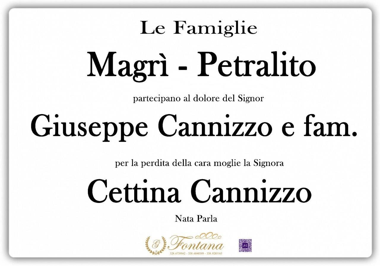 Famiglie Magrì - Petralito