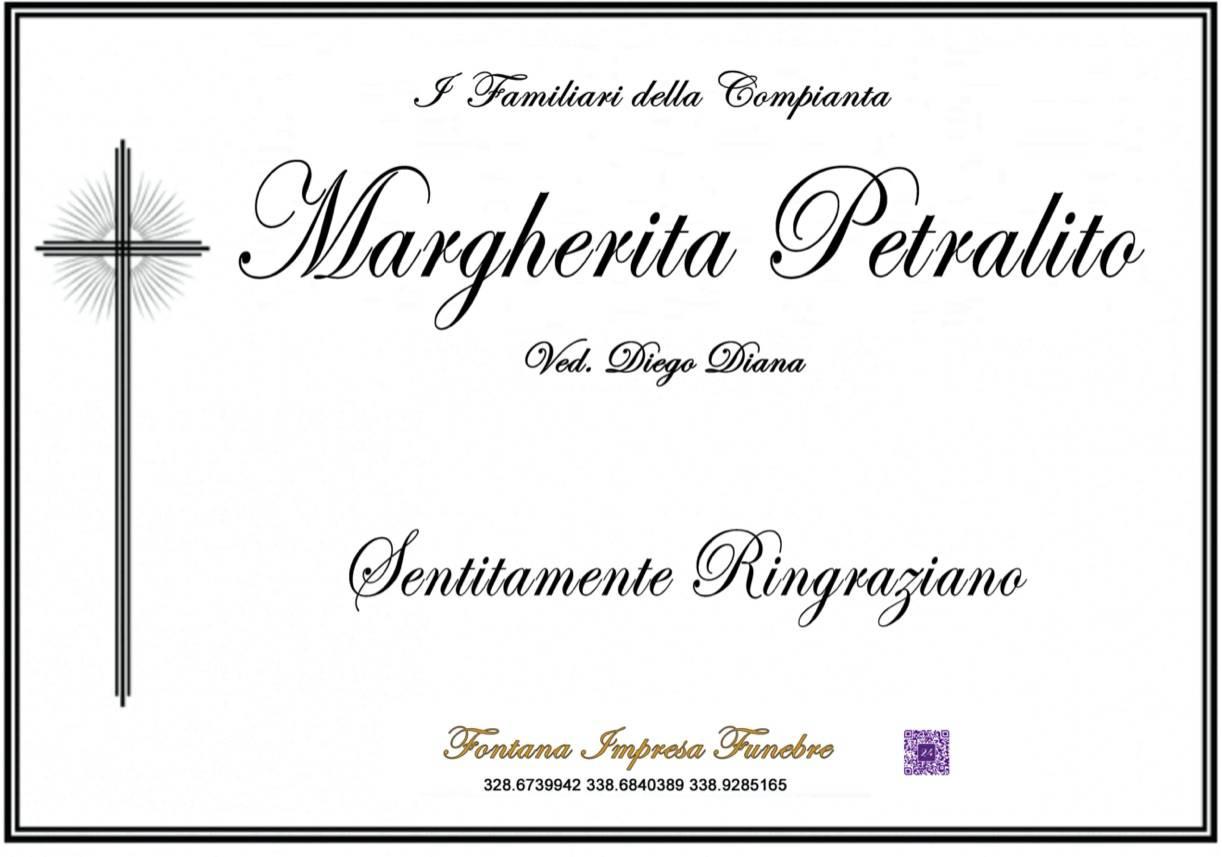 Margherita Petralito