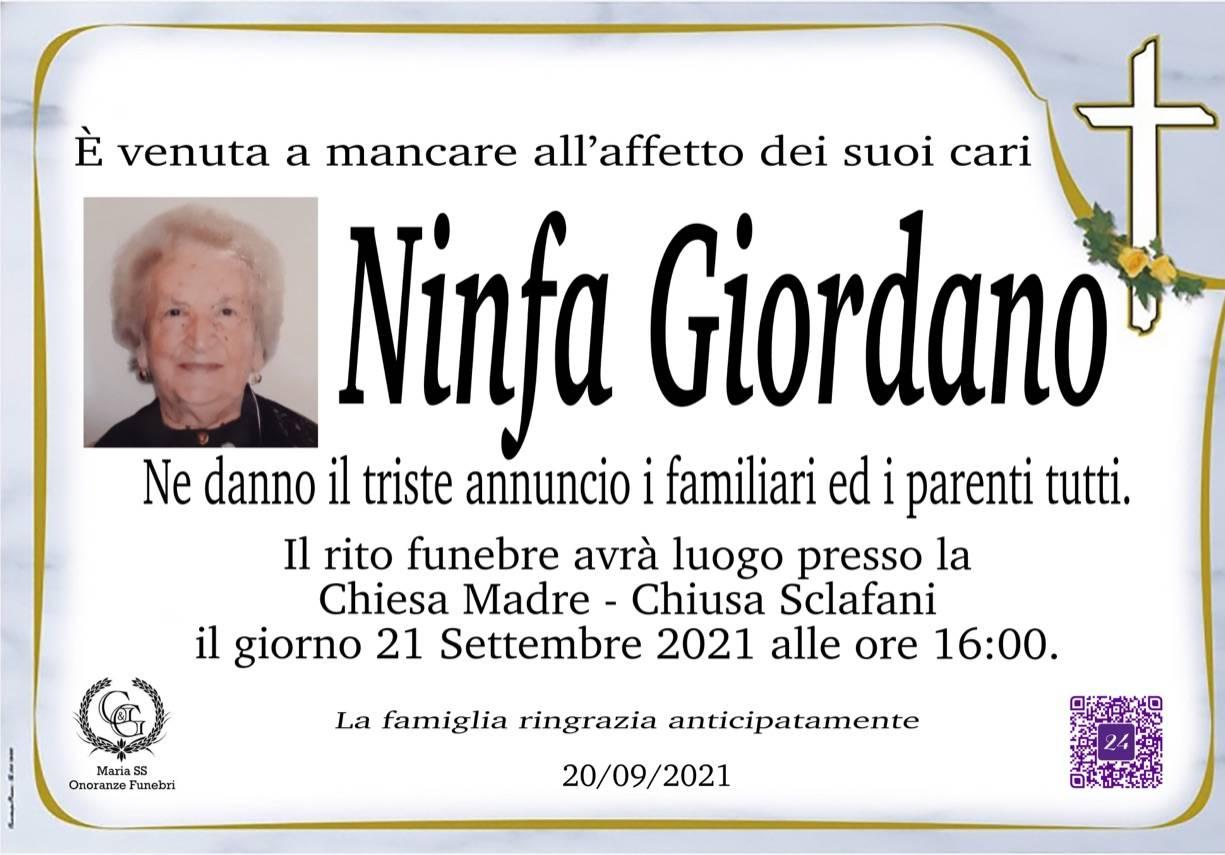 Ninfa Giordano