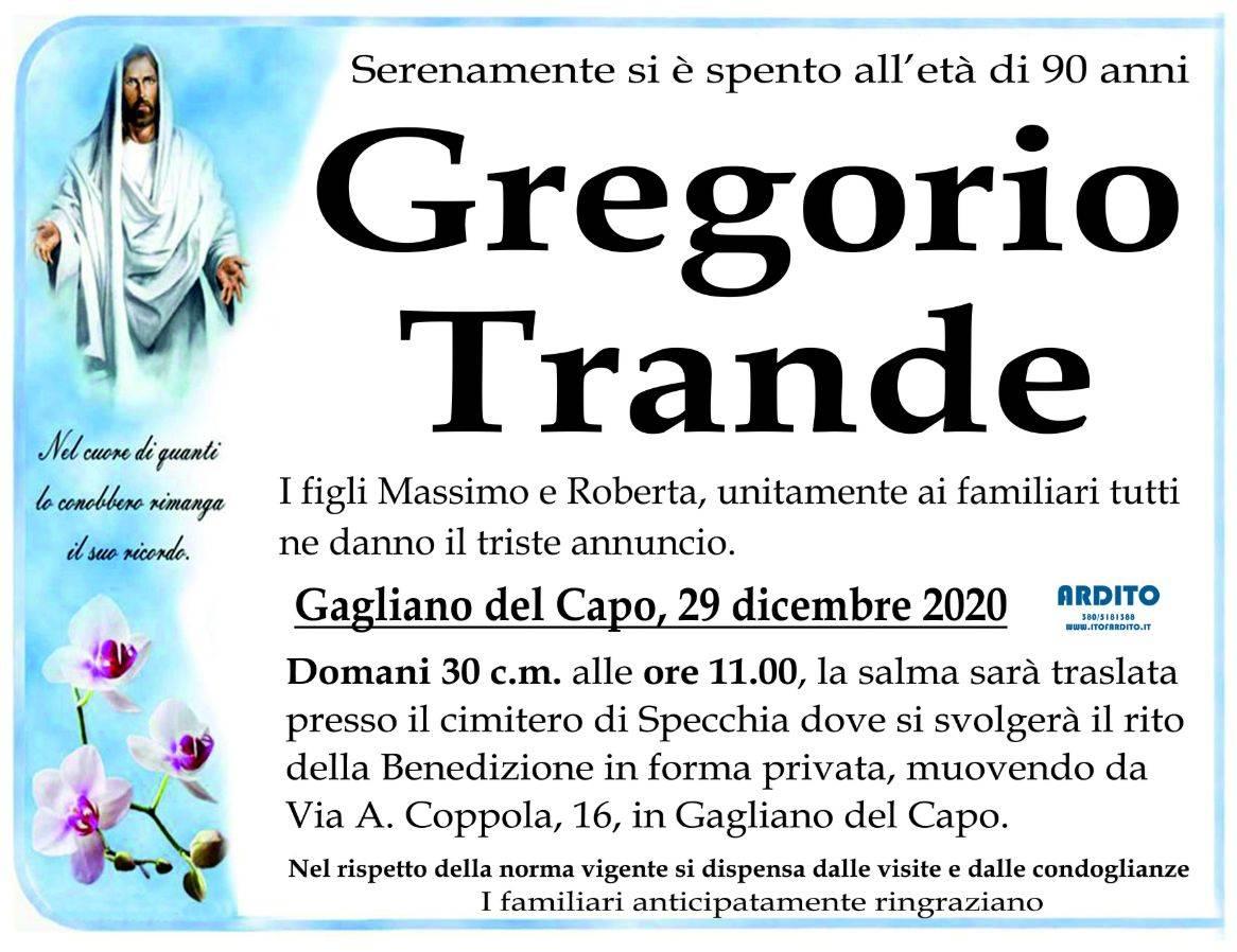 Gregorio Trande