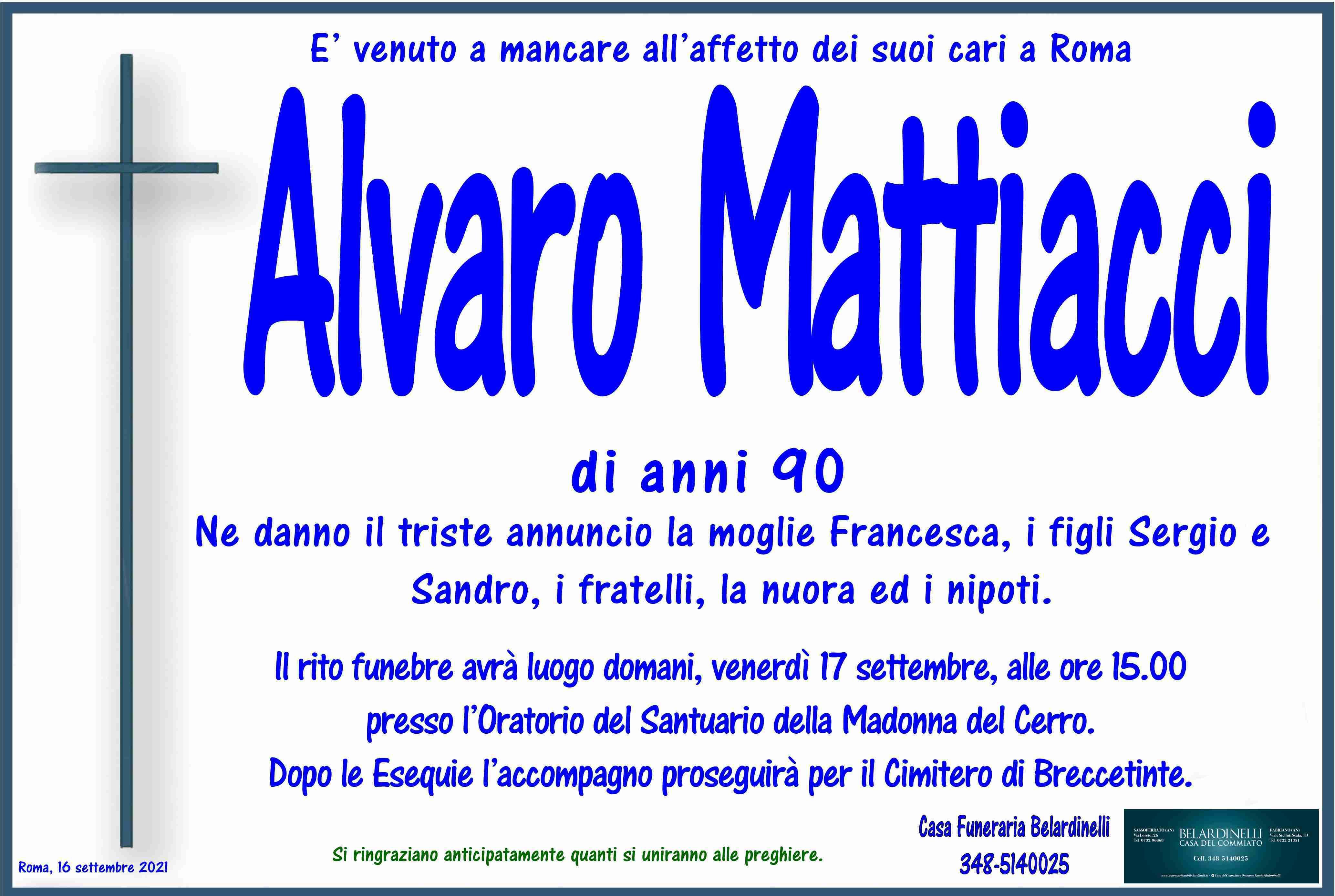 Alvaro Mattiacci