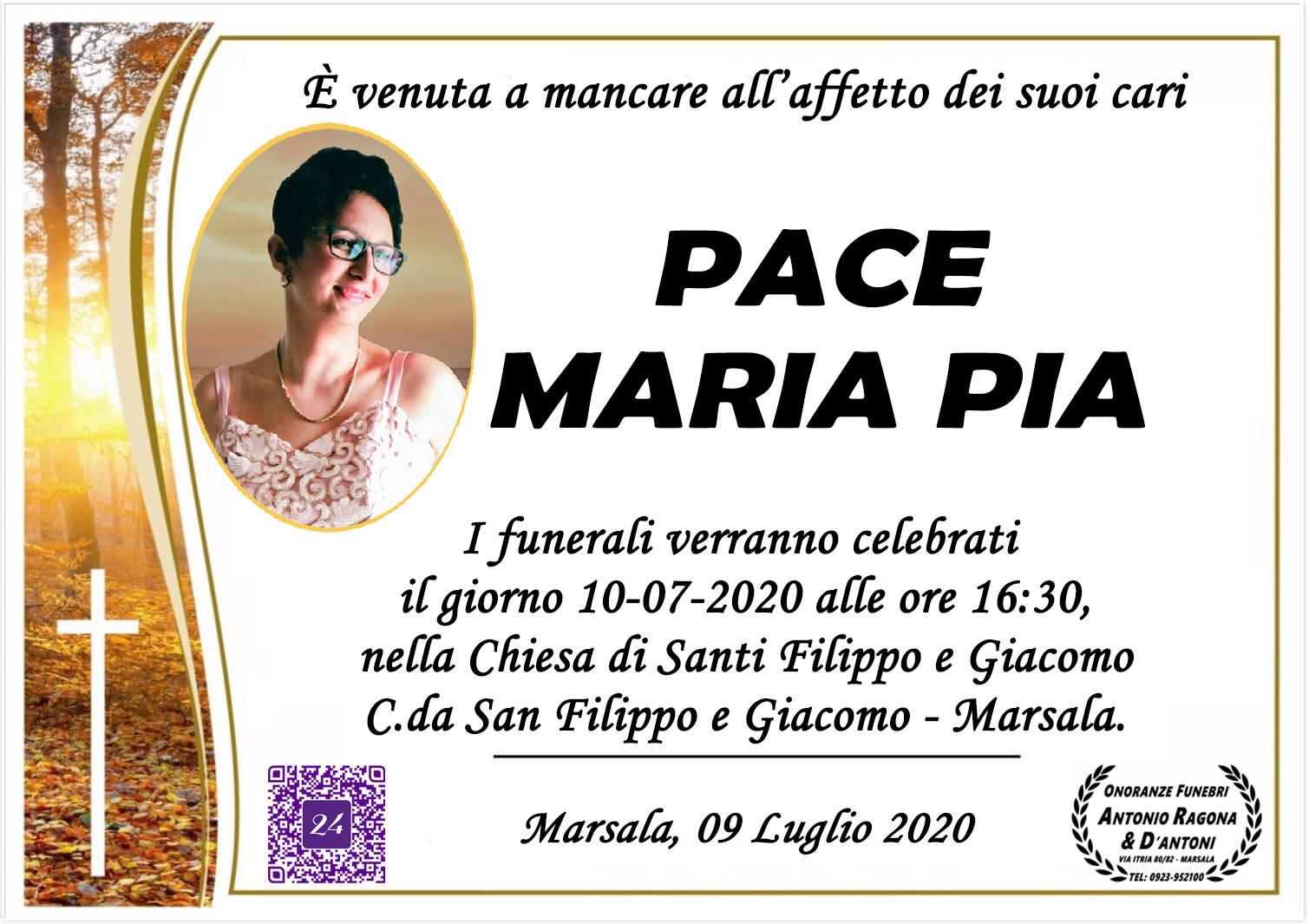 Maria Pia Pace