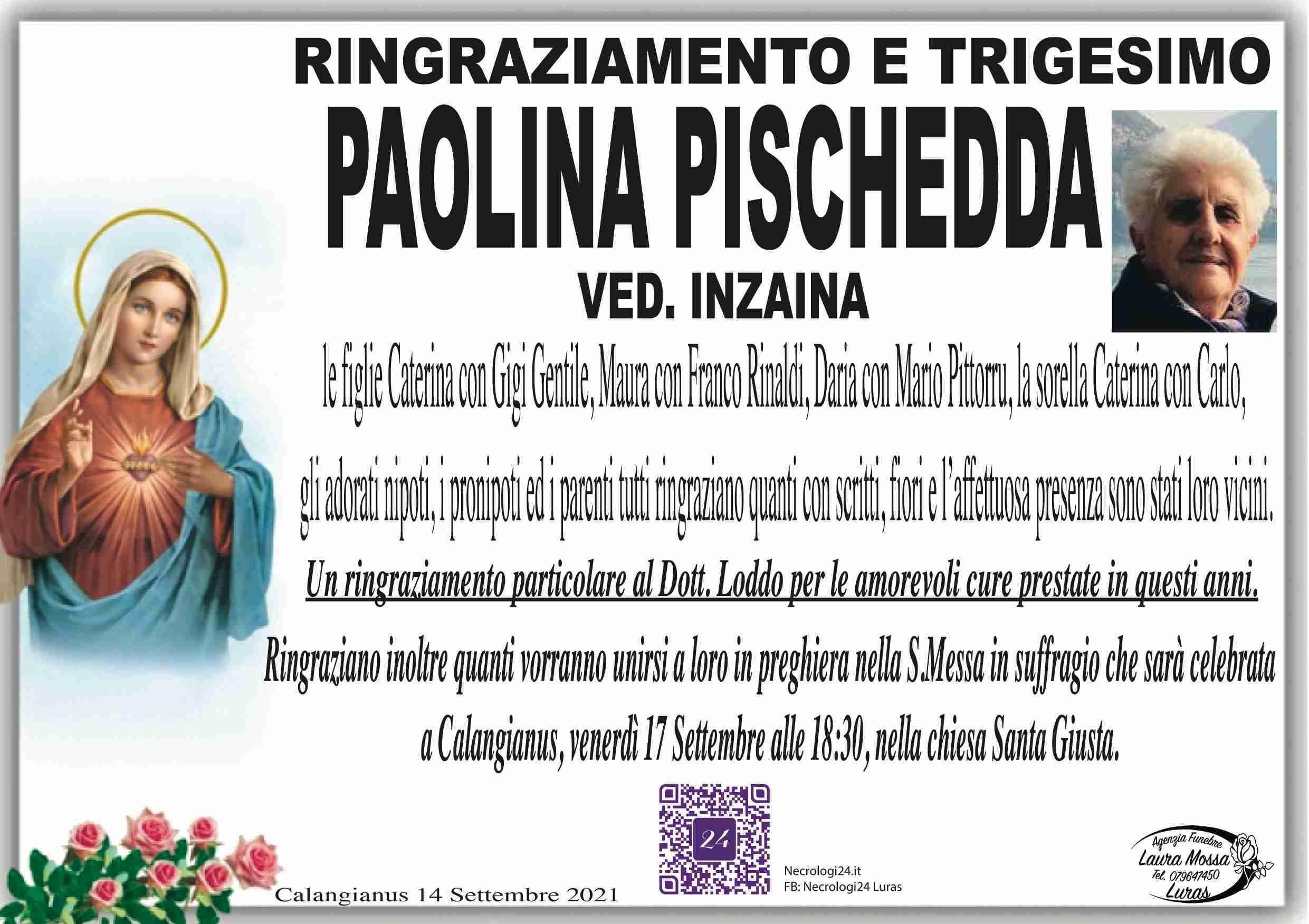 Paolina Pischedda