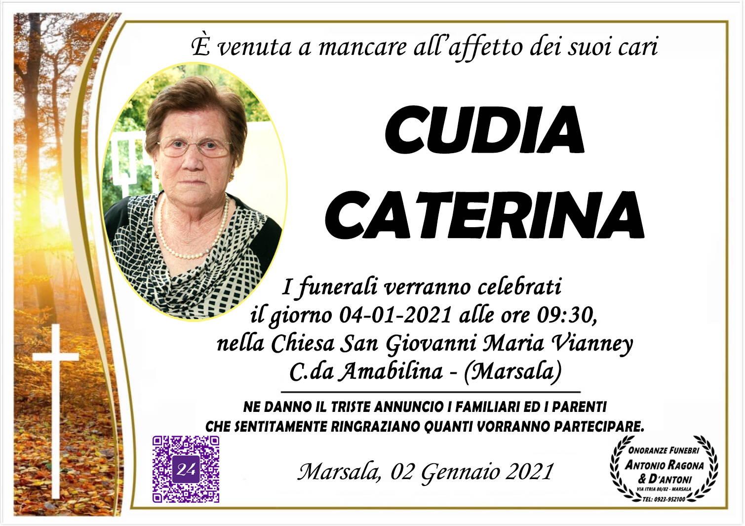 Caterina Cudia