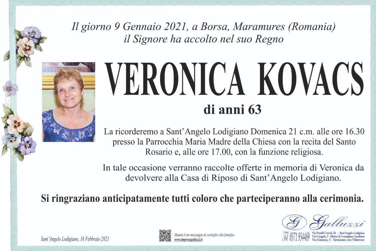 Veronica Kovacs