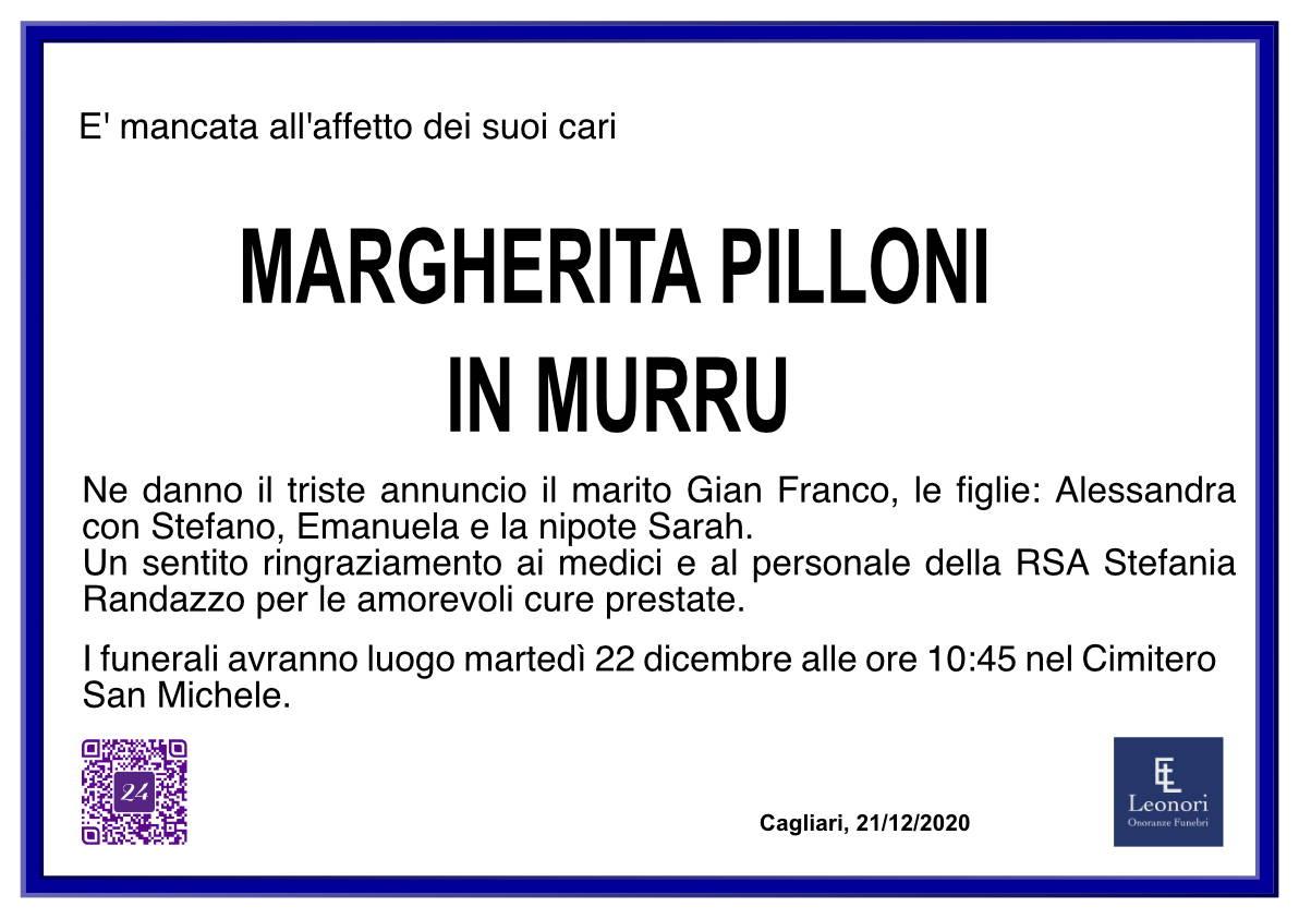 Margherita Pilloni