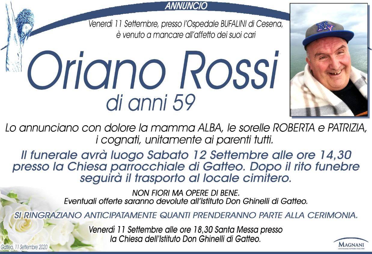 Oriano Rossi