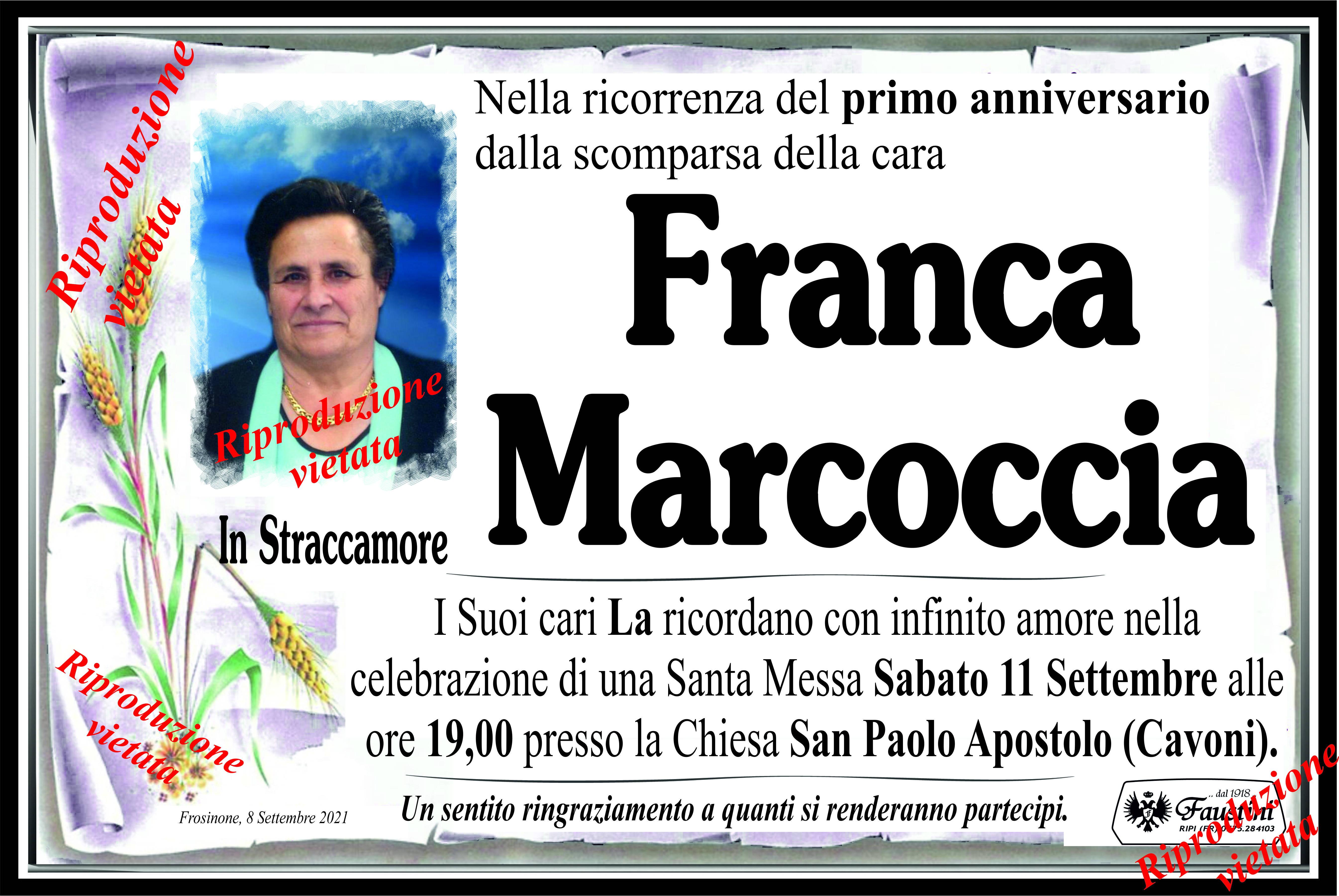 Franca Marcoccia