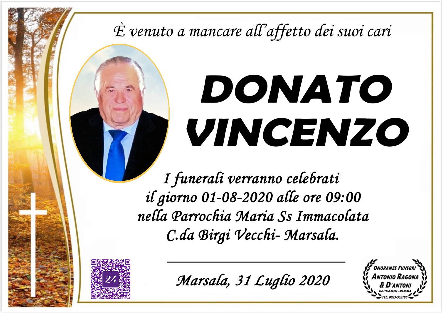 Vincenzo Donato
