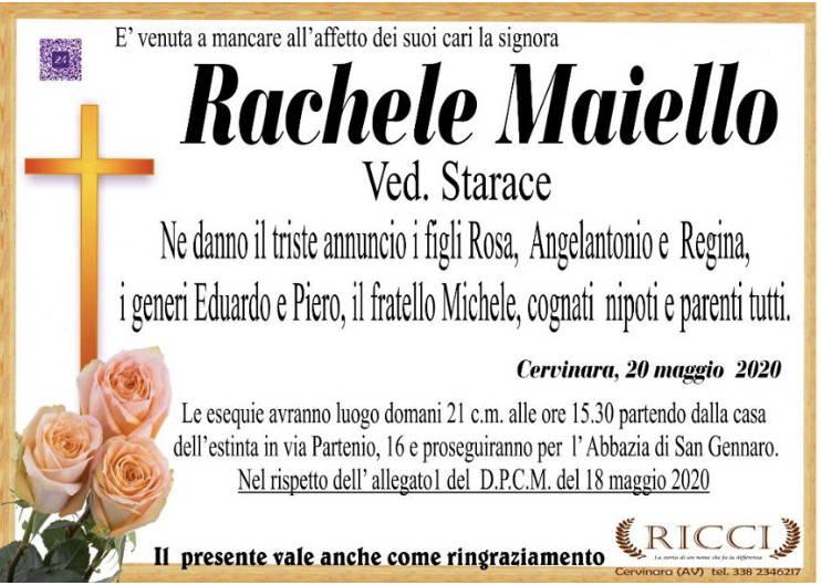 Rachele Maiello