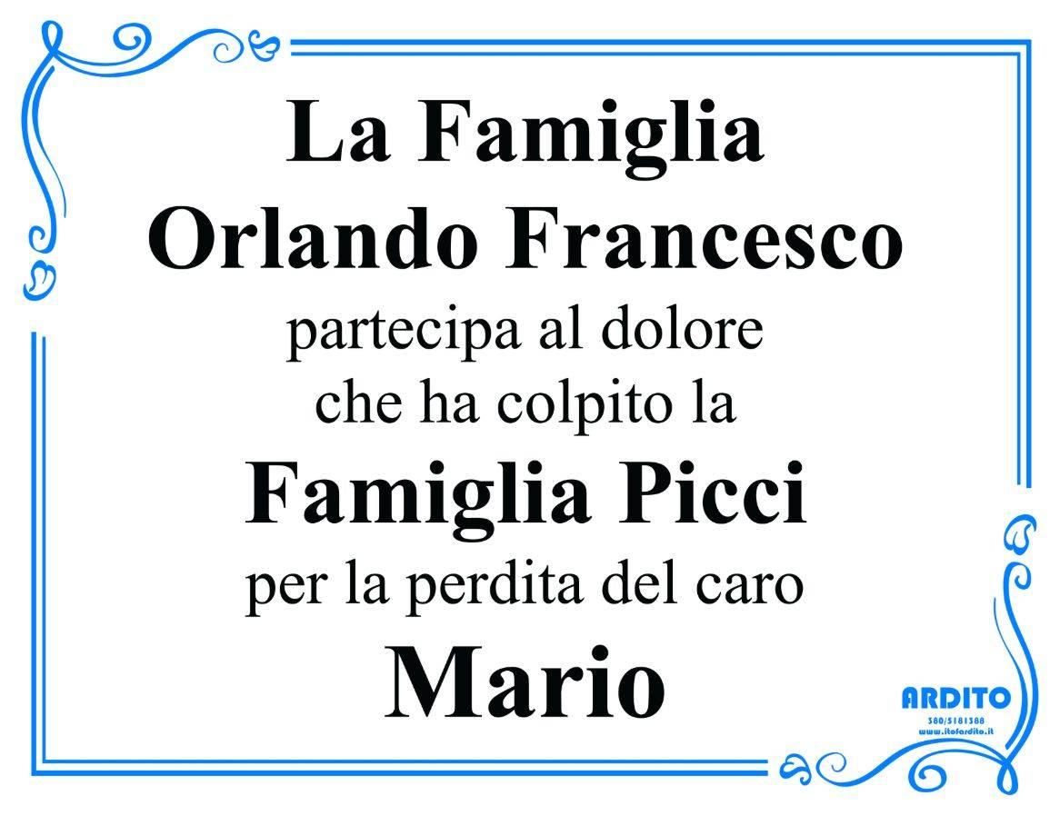 Famiglia Orlando Francesco