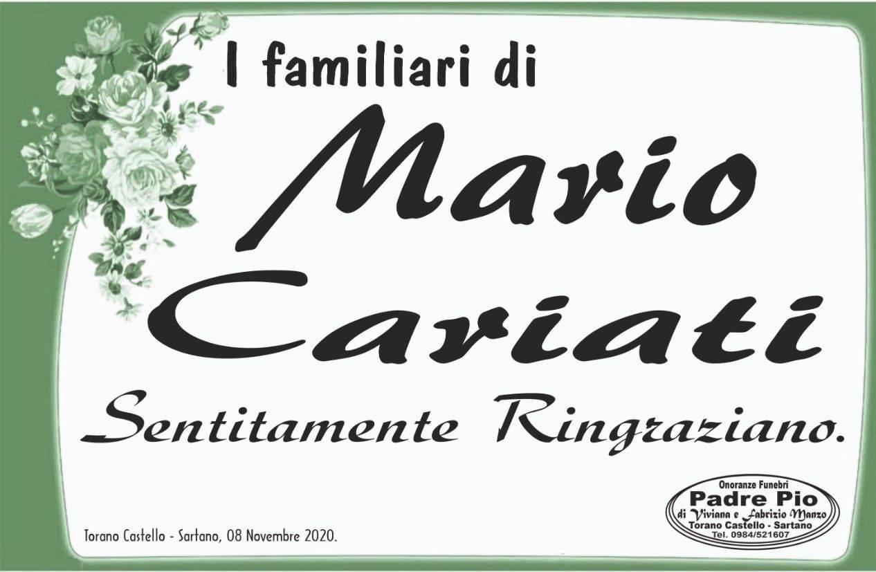 Mario Cariati