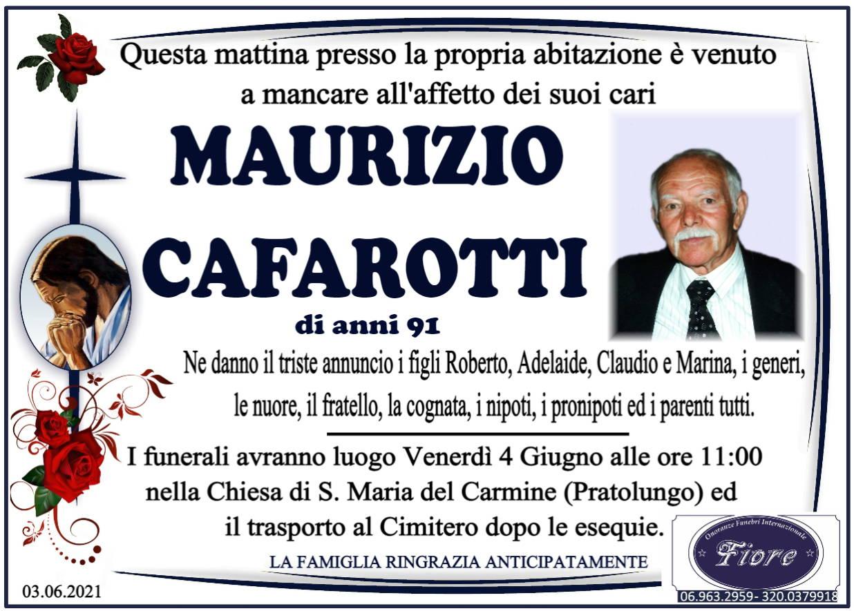 Maurizio Cafarotti