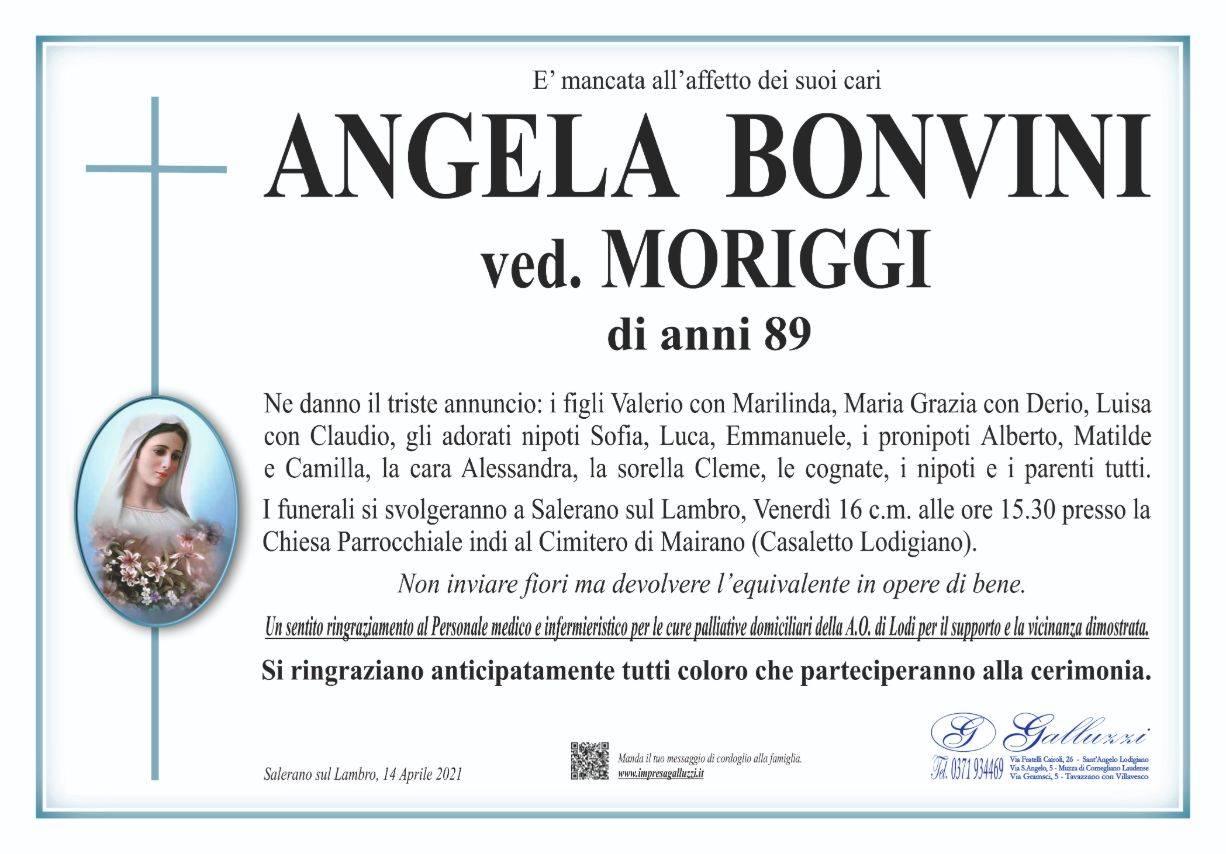 Angela Bonvini