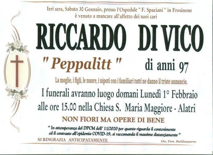 Riccardo Di Vico