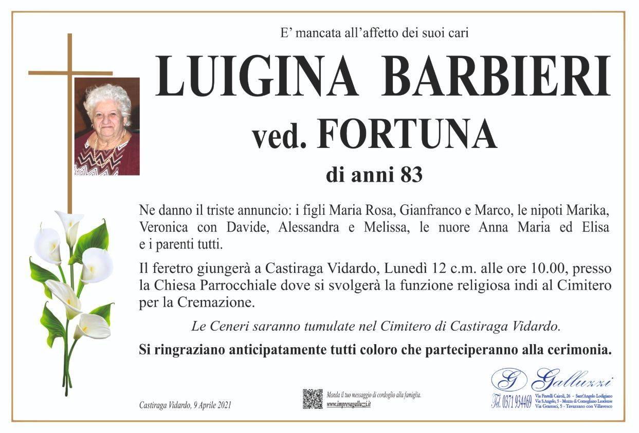 Luigina Barbieri