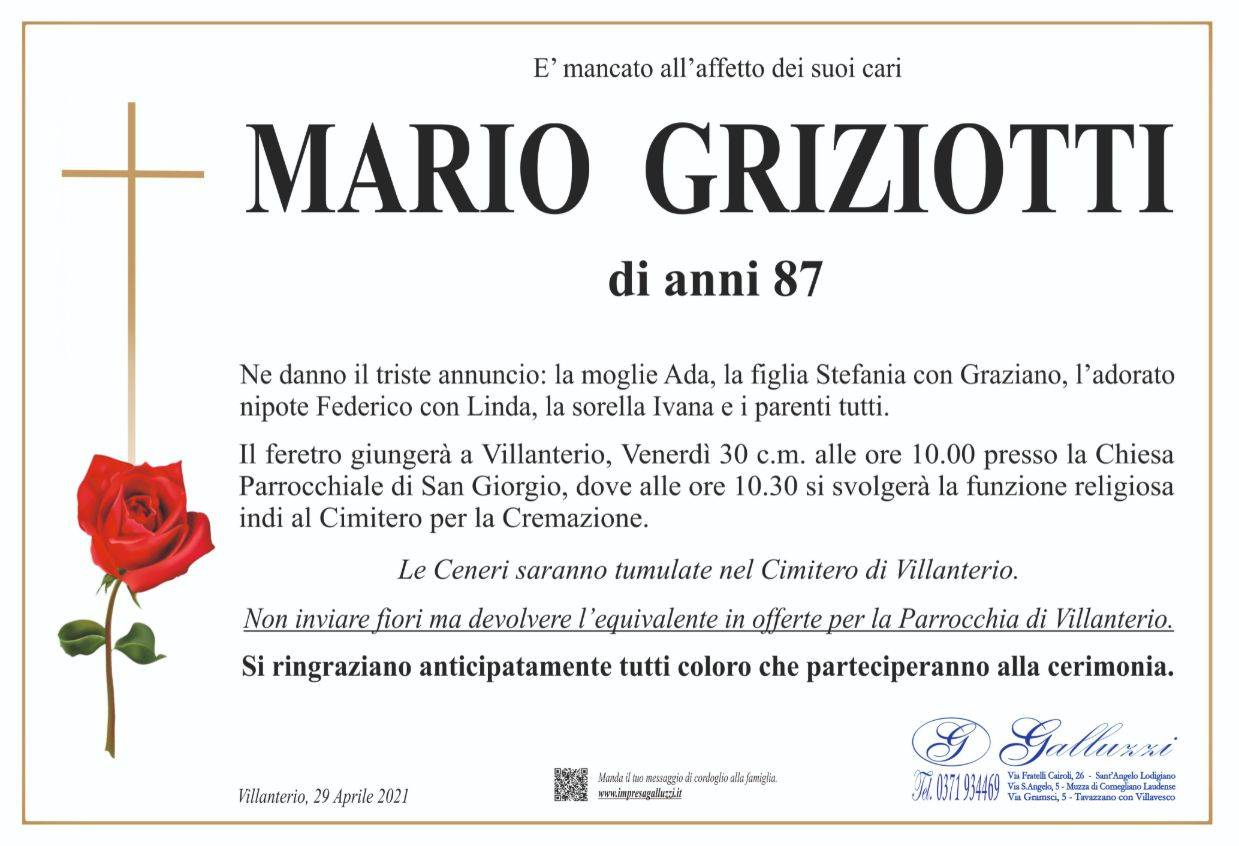 Mario Griziotti