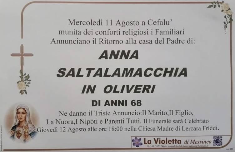 Anna Saltalamacchia