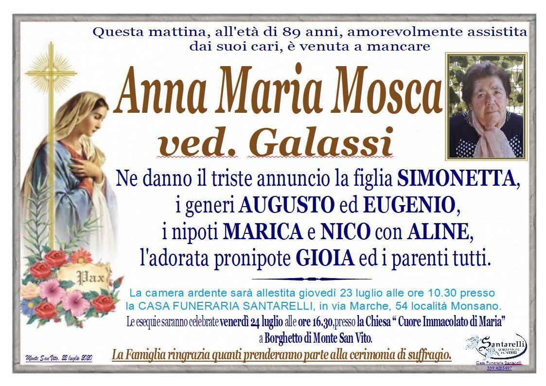 Anna Maria Mosca